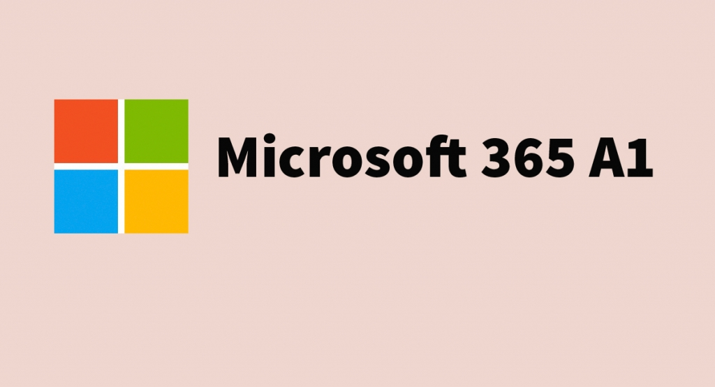 Microsoft 365 Education A1